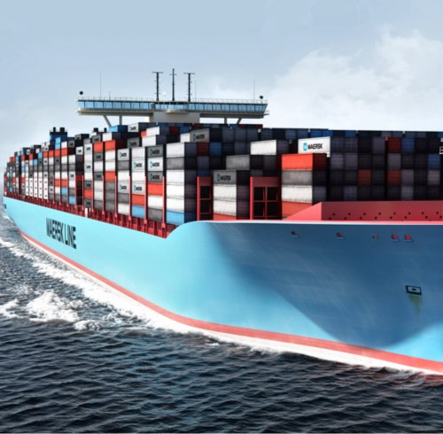 Contract with Maersk via NYSHEX